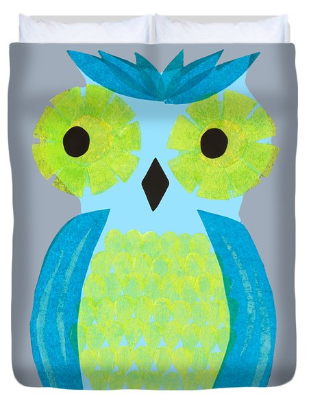 Who? Who? Duvet Cover