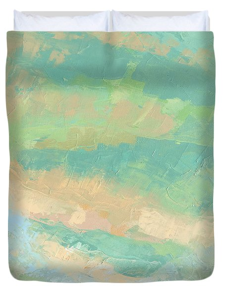 Wholeness Duvet Cover