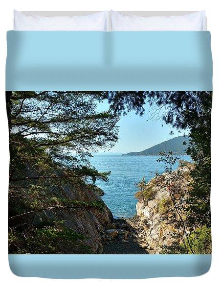 Whyte Cliff Park 2 Duvet Cover