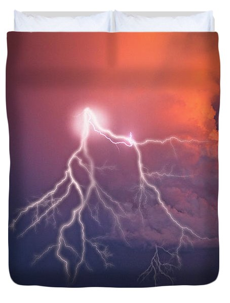 Wicked Serenity Point Duvet Cover