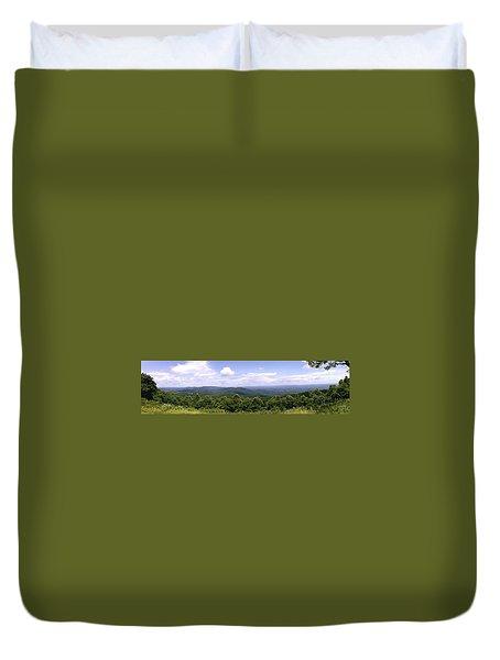 Wide Open Duvet Cover