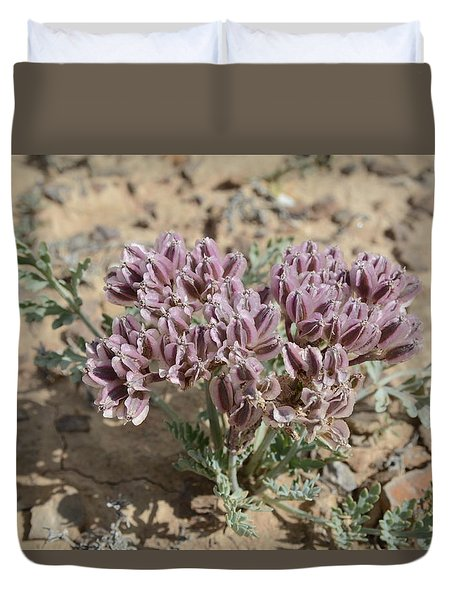 Widewing Spring Parsley Duvet Cover