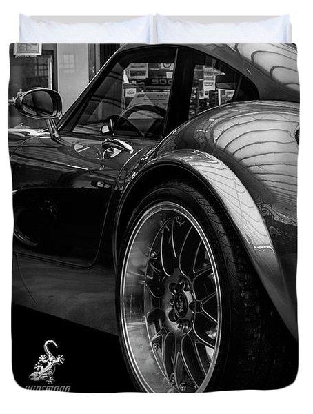 Wiesmann Mf4 Sports Car Duvet Cover