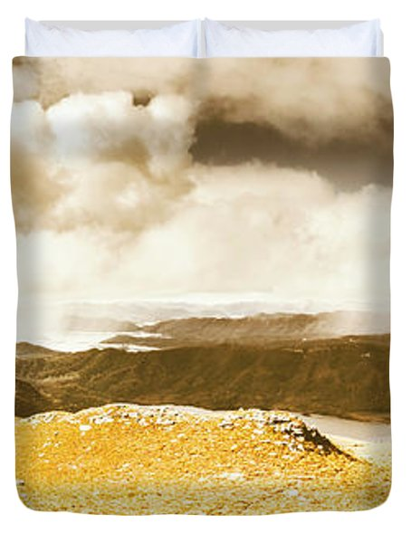 Wild Country Lookout Duvet Cover