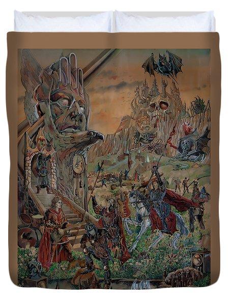 Wild Fantasy Duvet Cover