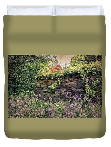 Wild Flocks Duvet Cover