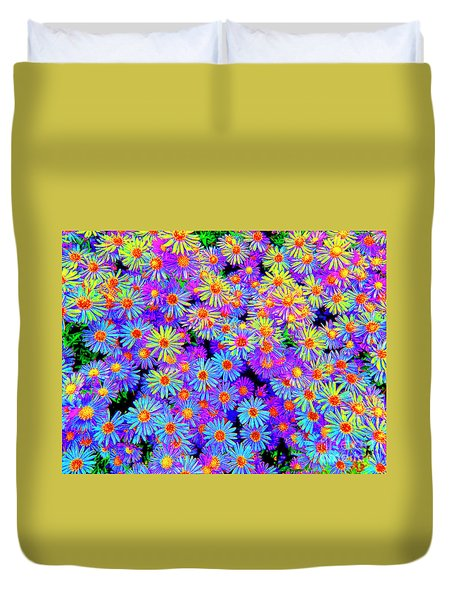 Wild Flowers 3 Duvet Cover