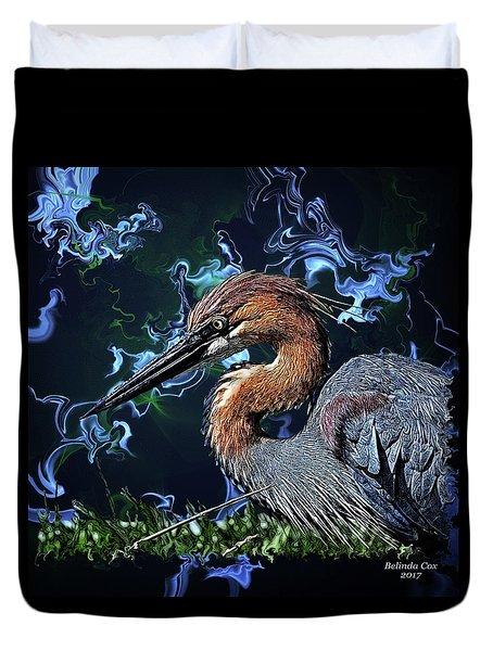 Wild Goliath Herona Duvet Cover