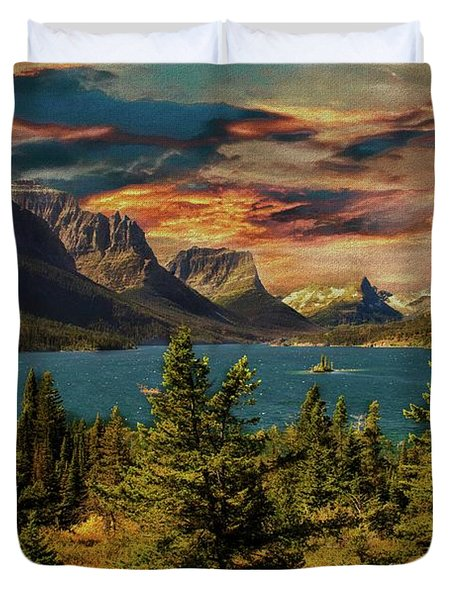 Wild Goose Island Gnp. Duvet Cover