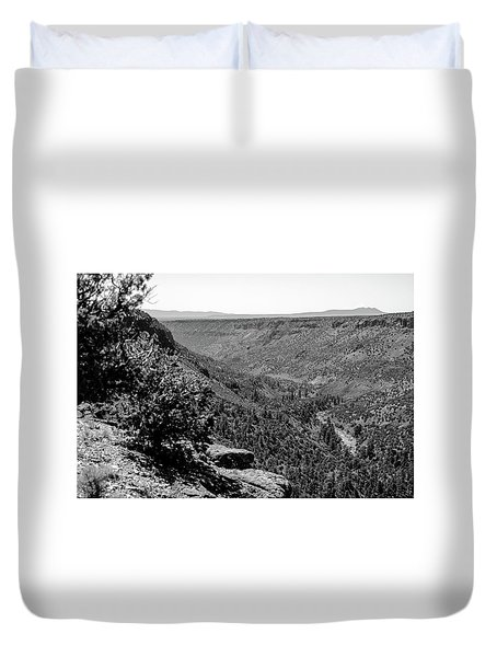 Wild Rivers Duvet Cover