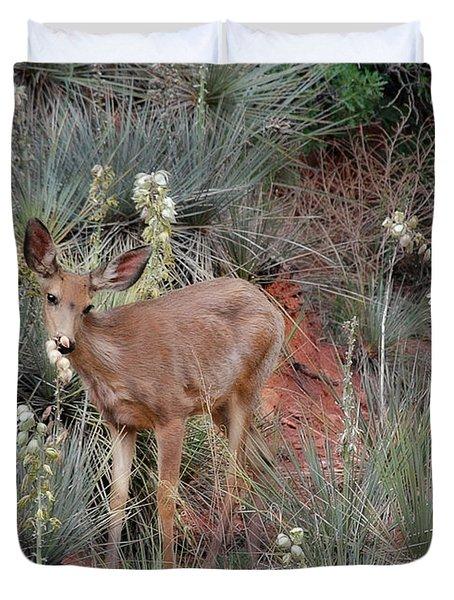 'wild' Times At Garden Of The Gods Colorado Duvet Cover