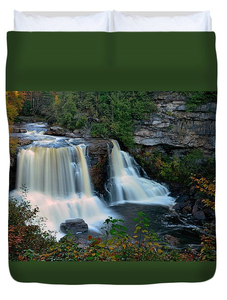 Wild West Virginia Duvet Cover