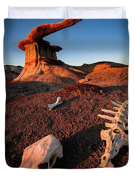 Wild Wild West Duvet Cover