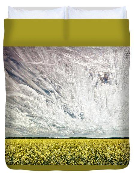 Wild Winds Duvet Cover