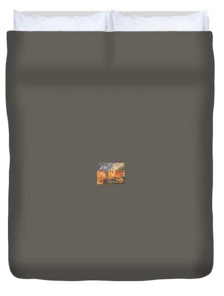 Wild Woods Duvet Cover