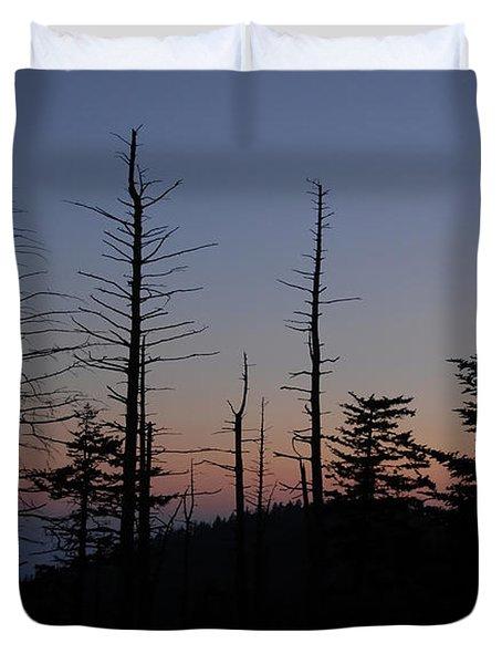 Wilderness Duvet Cover by David Lee Thompson