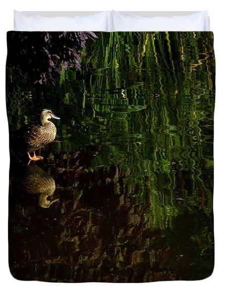 Wilderness Duck Duvet Cover
