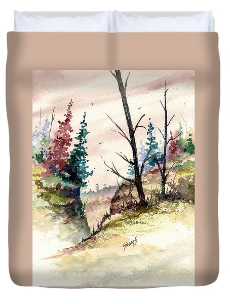 Wilderness II Duvet Cover
