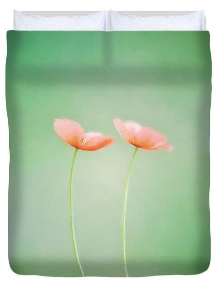 Wildflower Duet Duvet Cover