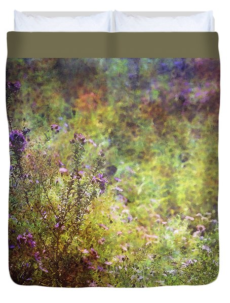 Wildflower Garden Impression 4464 Idp_2 Duvet Cover