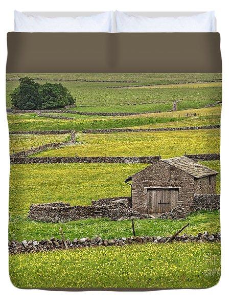 Wildflower Meadows Duvet Cover