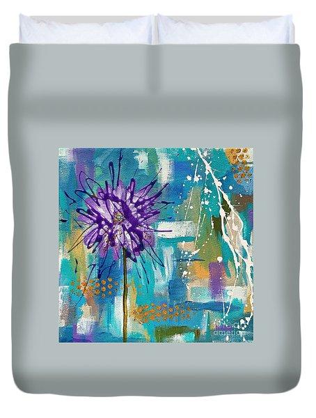 Wildflower No. 1 Duvet Cover