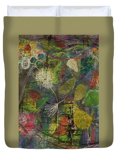 Wildflower Two Duvet Cover