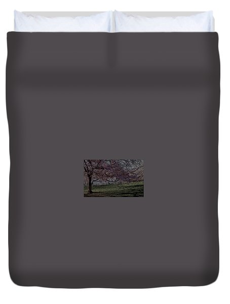 Wildflowers Party Duvet Cover