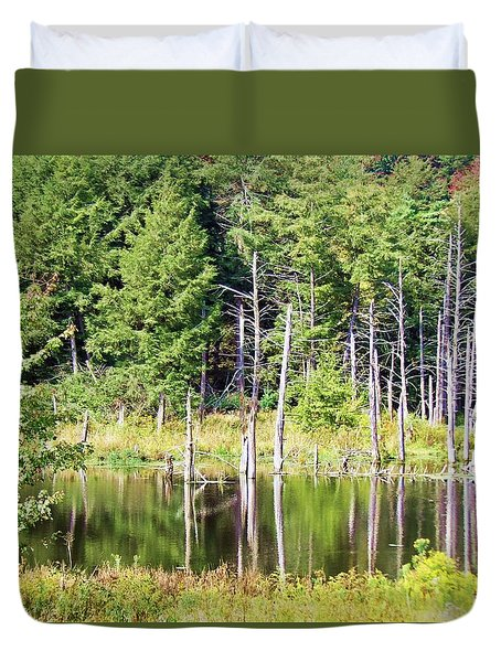 Wildness Duvet Cover