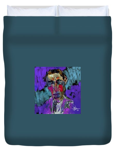 William Munroe Duvet Cover by Jim Vance