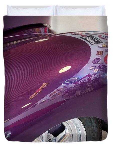 Willy's Fender Duvet Cover