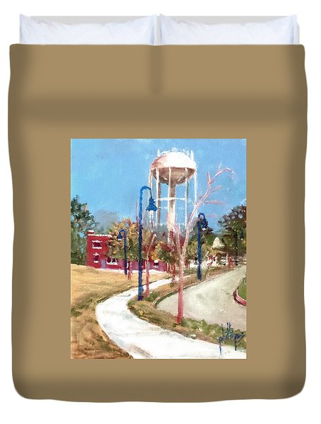 Willingham Park Duvet Cover