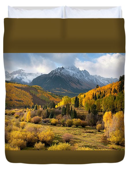 Willow Swamp Duvet Cover
