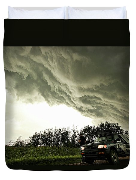 Willowbrook Beast Duvet Cover