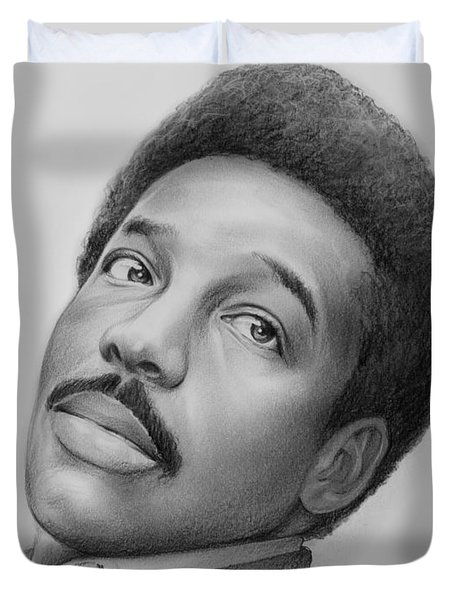 Wilson Pickett Duvet Cover