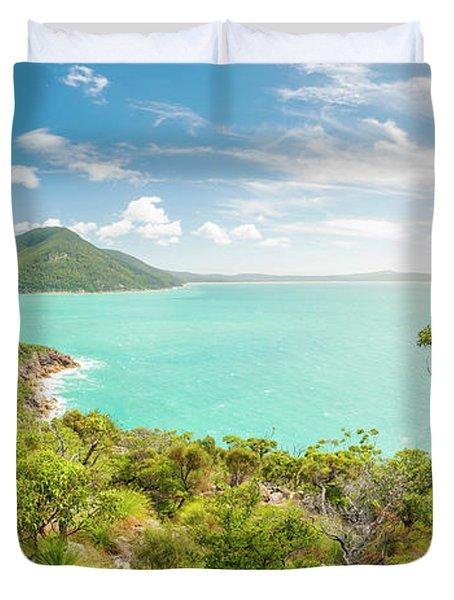 Wilsons Promontory Panorama Duvet Cover