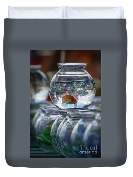 Win A Goldfish Duvet Cover