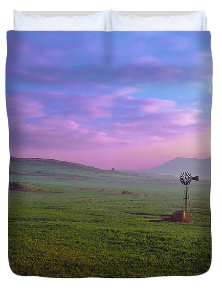 Winchester Windmill Duvet Cover