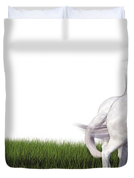 Wind Of The East Duvet Cover