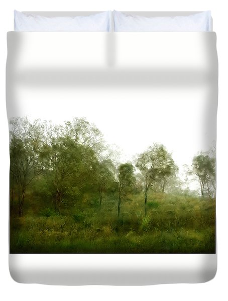 Wind Storm Duvet Cover by Linde Townsend