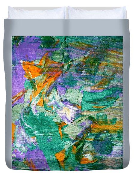 Windblown Duvet Cover by Lori Kingston