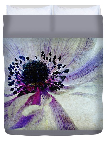 Windflower Duvet Cover by AugenWerk Susann Serfezi