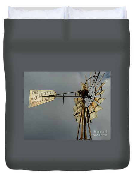 Windmill 1 Duvet Cover