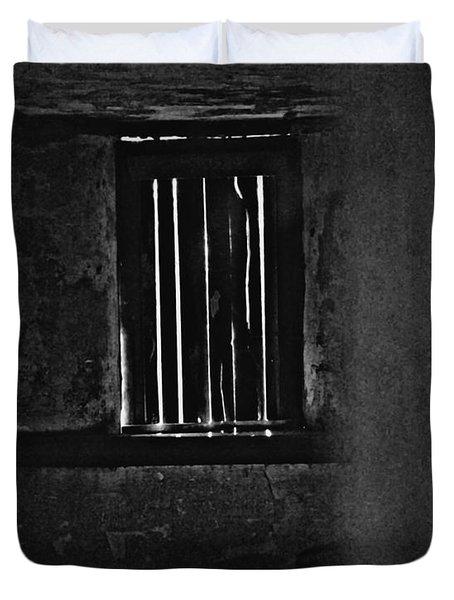 Window 3776 Duvet Cover