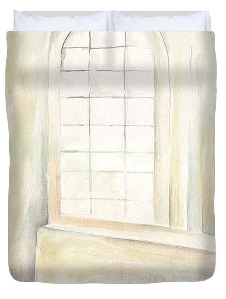 Window Duvet Cover