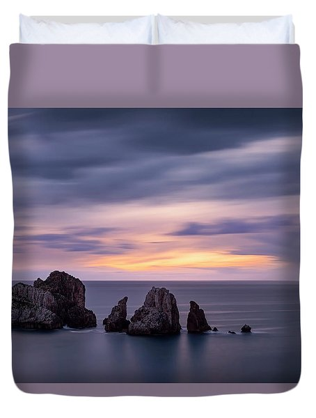 Window Of Hope Duvet Cover
