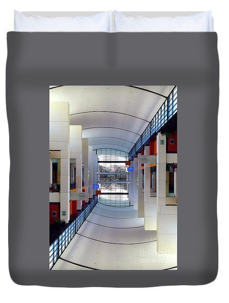 Windows Duvet Cover