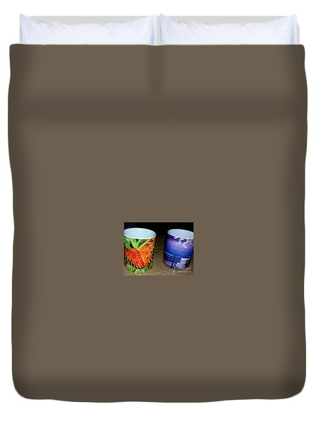 Windows From Heaven Products Duvet Cover