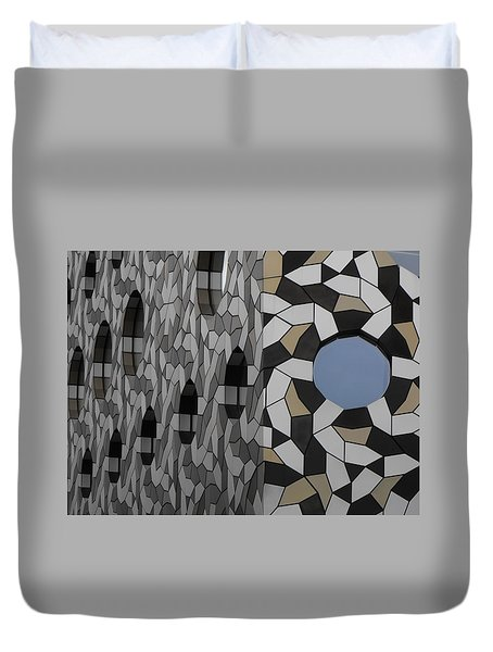Windows Greenwich 01 Duvet Cover