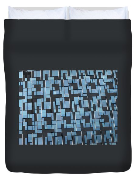 Windows Greenwich 02 Duvet Cover